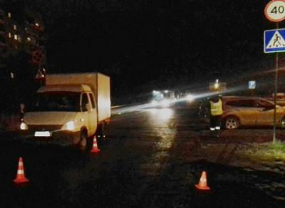ГАЗель сбила 5-летнего мальчика в областном центре