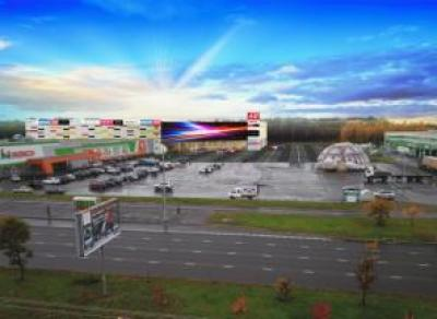 В Череповце утвердили проект ТРЦ «Мармелад»