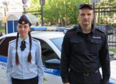 Полицейские спасли от смерти пьяного вологжанина