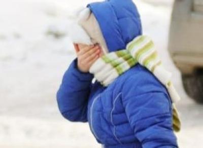 Девочку выгнали из автобуса на мороз
