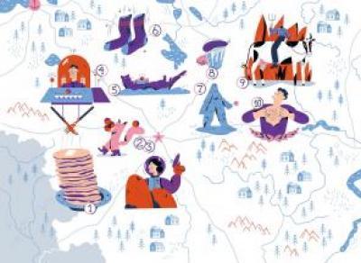 Вологодская деревня Большой Смердяч участвует в конкурсе смешных названий