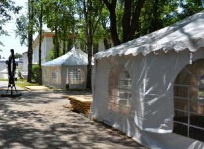 В Вологде началась ревизия оборудования фестиваля «Голос ремесел»
