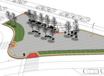 Мэр показал новый вариант парковки у стадиона «Динамо»