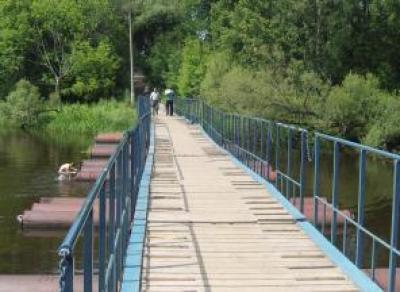 В областном центре появится понтонный мост