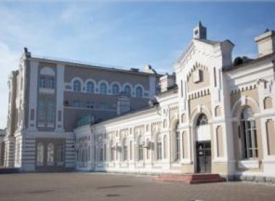 Череповецкий вокзал преобразился