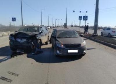 ДТП на Белозерском шоссе: один человек пострадал