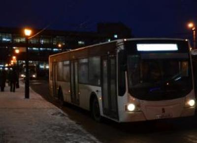 18 марта проезд на общественном транспорте Вологды будет бесплатным