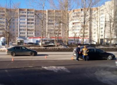 В Вологде в ДТП пострадал мужчина, выбежавший на дорогу