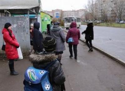 В Вологде отменили несколько автобусов