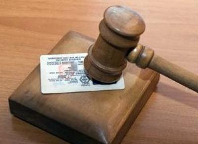 Из-за долгов некоторым автомобилистам придется попрощаться с правами