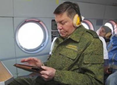 Губернатор летел на неисправном вертолёте