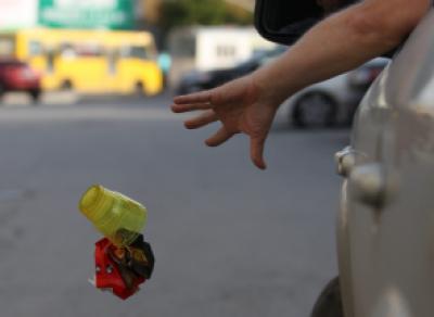 ДТП из-за брошенного стаканчика случилось в Вологде