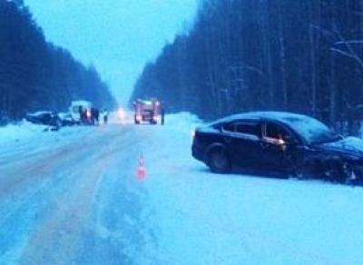 Ещё одна смертельная авария 8 марта