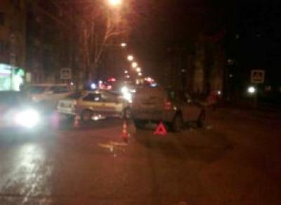 ДТП в Заречье: 4 пострадавших, в том числе и ребёнок