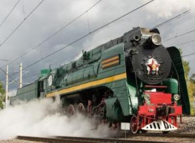 В Вологду приедет паровоз