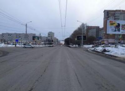 В ДТП в Вологде пострадали вологжанин и его дочь