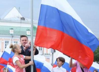 Покупка флагов для праздников обойдется администрации в 1,7 миллионов рублей