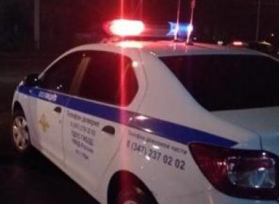 Пьяный вологжанин уезжал от полиции