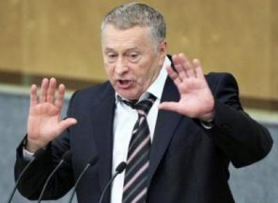 Жириновский отказался быть депутатом в Вологде