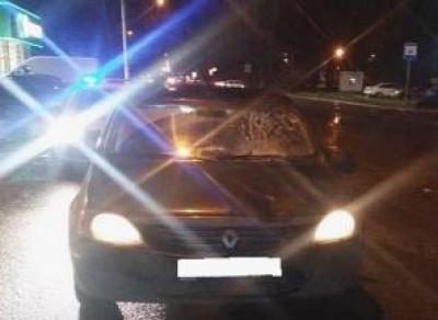 Два пешехода серьёзно пострадали в Вологде