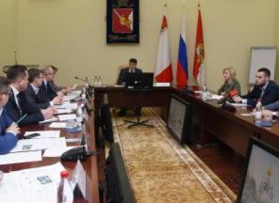 Сергей Воропанов провёл рабочую встречу с предпринимателями