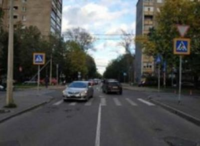 В Череповце две женщины пострадали в ДТП