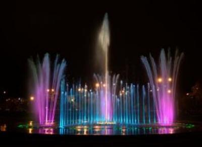 Светомузыкальный фонтан в Череповце начнет работать с 1 мая
