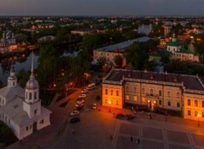 Сегодня вологжане снова смогут увидеть город с высоты колокольни Софийского собора