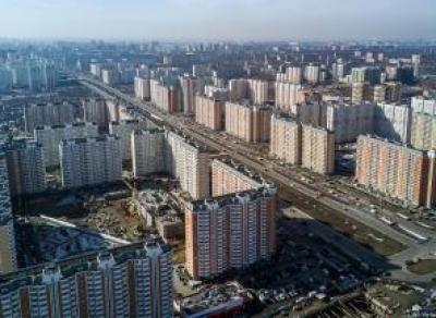 Обзор московского района Некрасовка