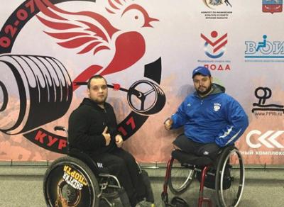 Представитель Вологодской области завоевал бронзовую медаль на чемпионате России по пауэрлифтингу для лиц с поражением ОДА