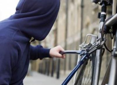В Вологде 17 человек угнали велосипеды