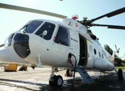 Со 2 августа новый вертолет санавииации будет использоваться для спасения жизней вологжан
