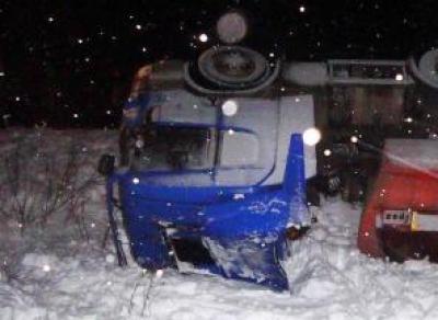 Вологжанин погиб в аварии