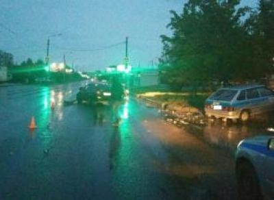 ДТП на ул. Конева: три человека пострадали
