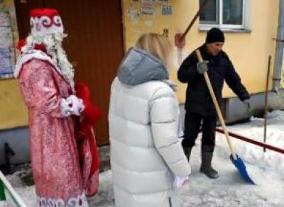 Депутат обещает растопить лёд