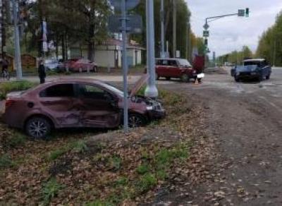 3 человека пострадали в ДТП в Вологодском районе