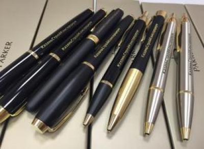 Ручки в современном мире