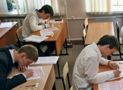 Девятиклассники определились с предметами для сдачи экзаменов