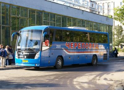 На новогодние праздники из Череповца в Великий Устюг пустят прямой автобус