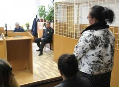 В Череповце судят слесаря, совершившего двойное убийство