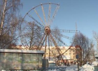 Парк Ветеранов забрали у арендатора