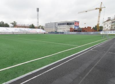 В Вологде начинается ремонт стадиона «Динамо»