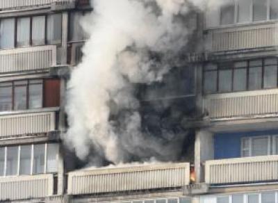 Череповчанин устроил пожар в трехкомнатной квартире