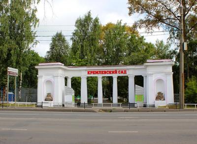 Вологда может потерять Кремлевский сад