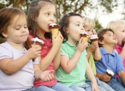 В День защиты детей в Вологде раздадут бесплатное мороженое