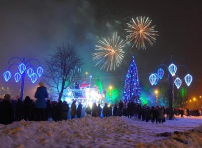 Президент России поздравит вологжан с Новым годом