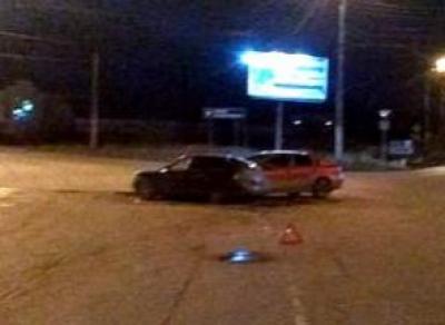 Водитель пострадал на ул. Чернышевского