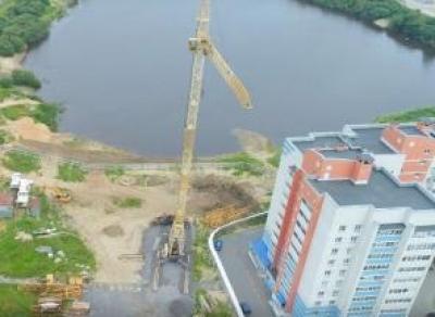 Затоновский пляж благоустроят в Вологде