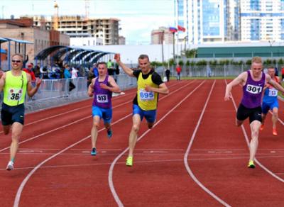 Вологодские легкоатлеты завоевали медали чемпионата Санкт-Петербурга