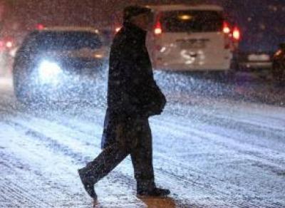 Девушка-водитель сбила пешехода в Вологде